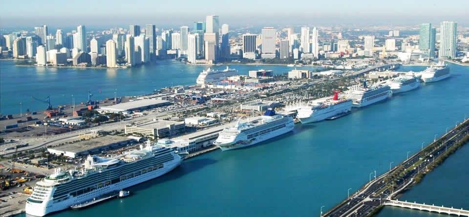 Image result for port of miami cruise terminal
