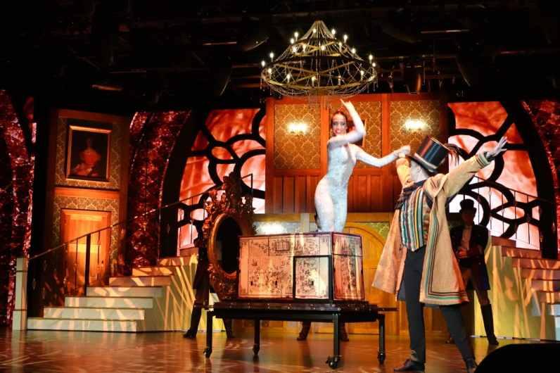 Theater MSC Grandiosa