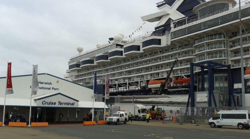 Cruiseterminal Harwich