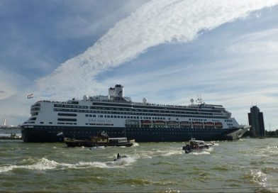Rotterdam en Amsterdam gaan onder nieuwe naam verder bij Fred. Olsen Cruise Lines