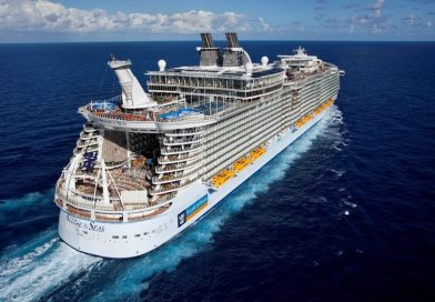 Droogdok Allure of the Seas in Spanje van start