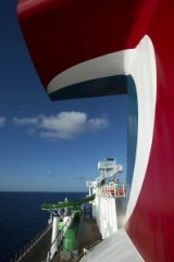 Carnival Legend waterworks