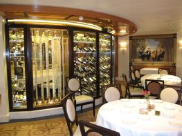 82. Concerto Diningroom Royal Princess