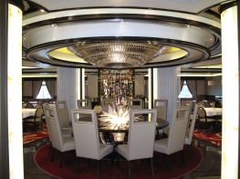 89. Allegro Diningroom - Chef's Table Lumiere Royal Princess