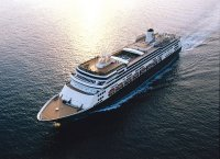 ms Volendam at Sea