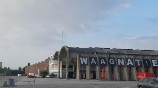 Waagnatie in Antwerpen