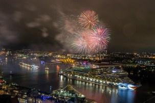 Hamburger Hafengeburtstag 2014 © AIDA Cruise/CHLietzmann