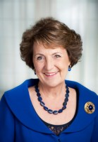 AMSTERDAM - Portret Prinses Margriet.