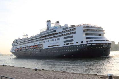 Op 17 mei 2014 vertrokken wij op onze aller eerste cruise voor een week naar Noorwegen,wat een geweldige ervaring was dat,wij hebben volop genoten van alles wat er op de MS Rotterdam gebeuren. Wat werden we verwend,door het personeel,het heeft ons aan werkelijk niets ontbroken. Hartelijke dank daarvoor. Jan en Wieneke Koonings, 17 mei 2014.