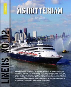 Boek MS Rotterdam - Bert Lamers