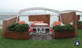 The Alcoves: cabana's die voor een dag gehuurd kunnen worden