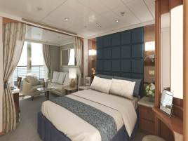 Seven Seas Navigator Deluxe Suite