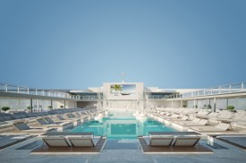 MSC Meraviglia, pool
