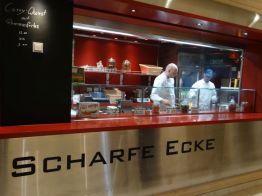 Scharfe Ecke - currywurst