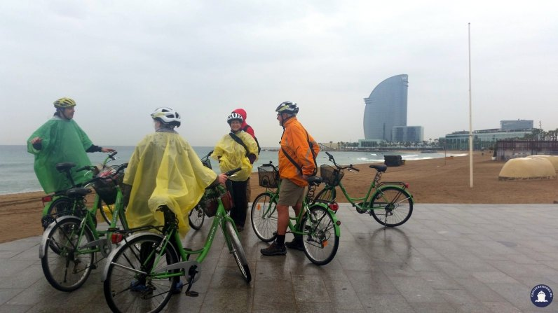 Barcelona fietstour