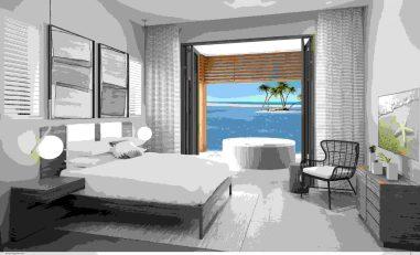 GSC 2 Bedroom Bed