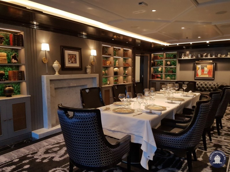 The Study -private dining