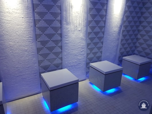 Spa & Fitness: Cold Room