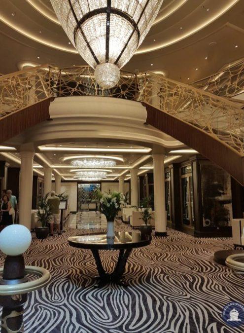 Elegant atrium