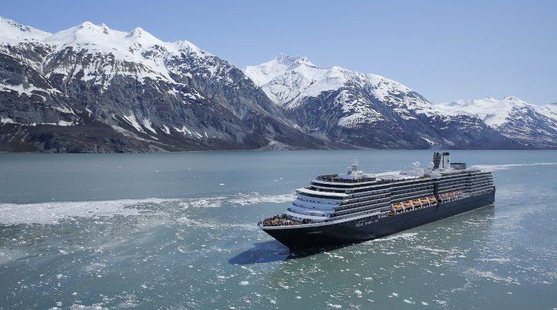 Holland America Line viert in 2022 75 jaar in Alaska