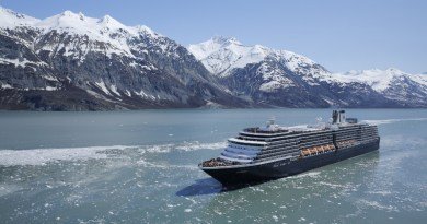 Video: De geschiedenis van Holland America Line in Alaska