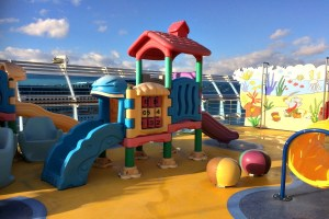 Costa Deliziosa - kids playground