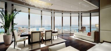 Ritz-Carlton Owners suite