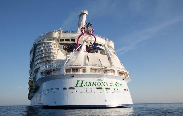 Fotos Rondleiding Op De Harmony Of The Seas Deel 1 Cruisereiziger