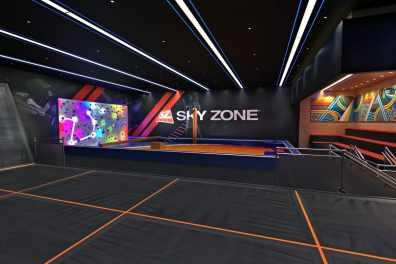 SkyZone Carnival Panorama