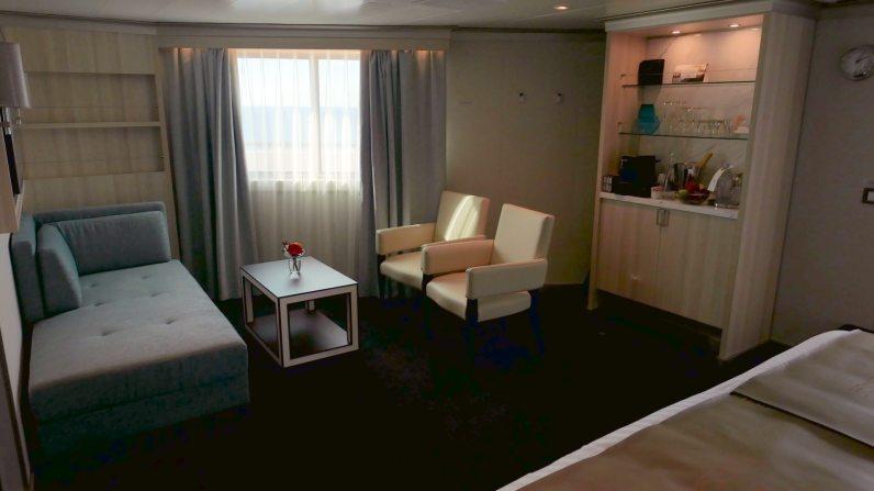 Nieuw Statendam Spa Neptune Suite