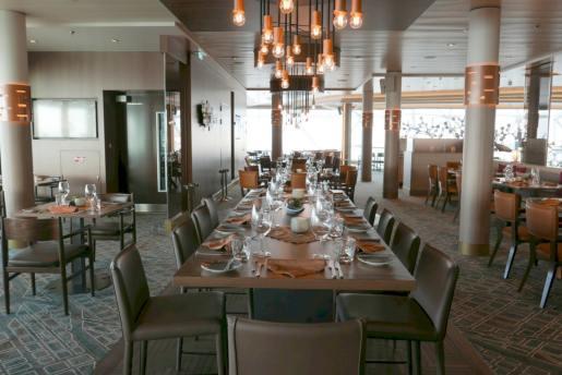 Mein Schiff 2 Steakhouse 07