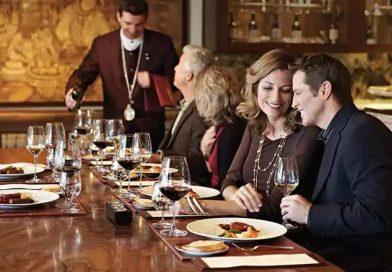 Oceania Cruises onthult exclusief Dom Perignon 'pairing' diner