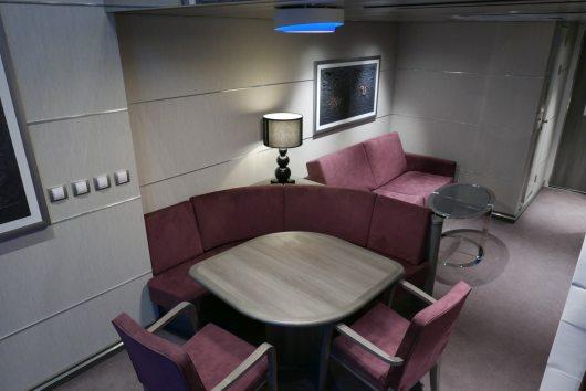 MSC Bellissima Duplex Suite 016
