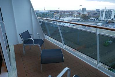 MSC Bellissima Familie balkon aft 006