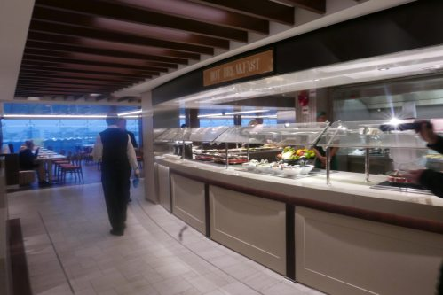 Marketplace buffet