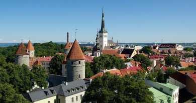Welke schepen varen in de zomer van 2020 naar … de Baltische Staten?