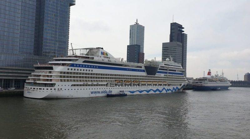 AIDAmar doet Nederland aan