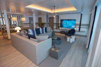 Celebrity Edge Penthouse Suite