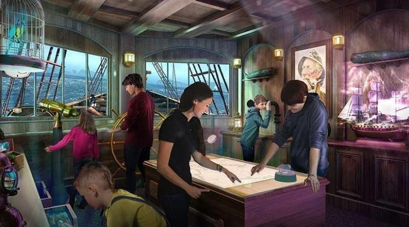 Nieuwe escape room op Sky Princess en Enchanted Princess