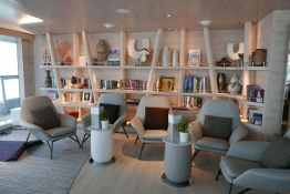 Panoramic Lounge - bibliotheek