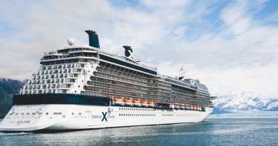 Celebrity Eclipse - Hubbard Glacier