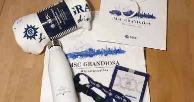 Win een exclusief cadeaupakket van de MSC Grandiosa!