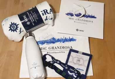 Winnaar MSC Grandiosa cadeaupakket bekend!