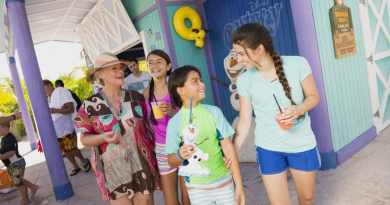 Drankpakketten en drankprijzen bij Disney Cruise Line