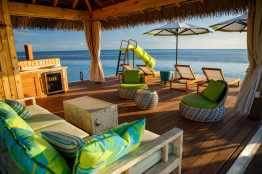 Perfect Day Coco Beach Club beach cabana lounge relax