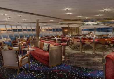 Seabourn onthult 270-graden Constellation Lounge op Seabourn Venture