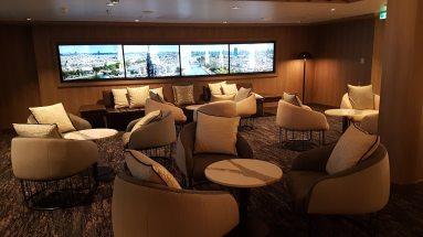 Studio Lounge voor solo-gasten