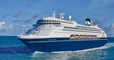 Cruise & Maritime Voyages onthult namen nieuwe cruiseschepen
