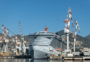 Scarlet Lady in Genua opgeleverd aan Virgin Voyages