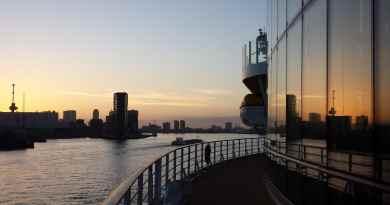 Welke cruises vertrekken uit Rotterdam in 2022?